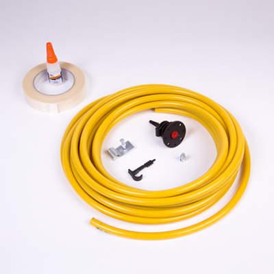 Injektionsschlauch Set zur WU-Konformen Abdichtung von WU-Konstruktionen